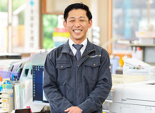 大福メタルエイト 営業課長