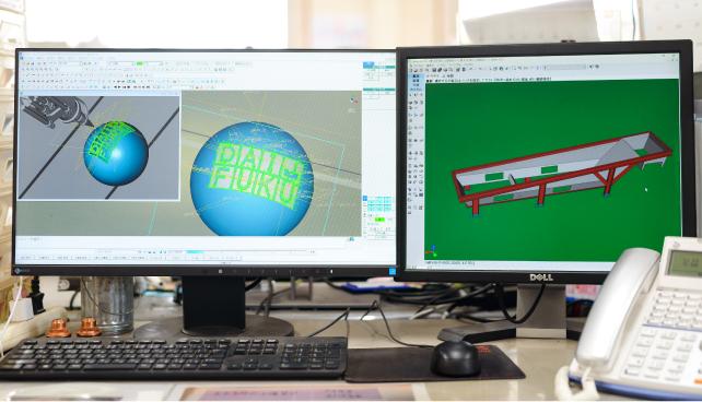 CAD設計(2D/3D)